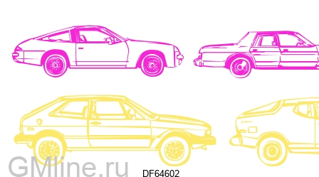 Opel (Опель) DF64602 Блокиратор КПП Defend-Lock Corsa